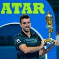 Tennis, Atp Doha: Bautista Agut vince il torneo