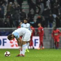 Coppa di Francia, Marsiglia eliminato da squadra di quarta divisione