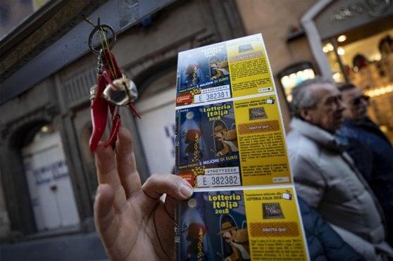 I biglietti vincenti della Lotteria Italia, tutti i premi: 5 milioni a Sala Consilina