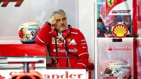 Ferrari, Arrivabene lascia. Binotto è il nuovo Team Principal - Attualità