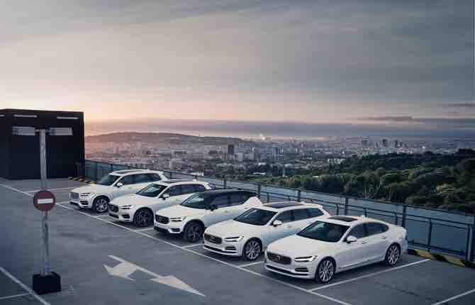 Nuovo record per Volvo Cars