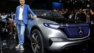 Mercedes, ecco il piano per un futuro a emissioni zero