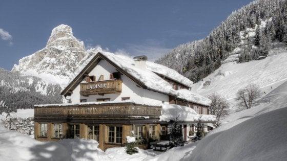 Inverno a Corvara: la natura a portata di mano