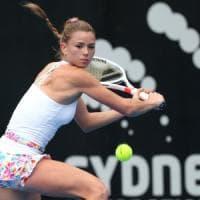 Tennis: esordio vincente per Giorgi a Sydney e Berrettini ad Auckland