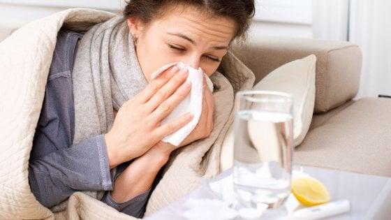 Picco influenzale atteso per fine gennaio