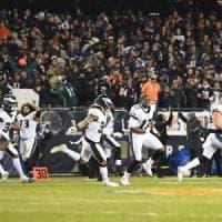 Nfl, Eagles-Bears illumina i play off: avanti Philadelphia, Colts, Chargers, Cowboys