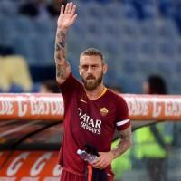Roma: la squadra torna al lavoro, visita di controllo per De Rossi