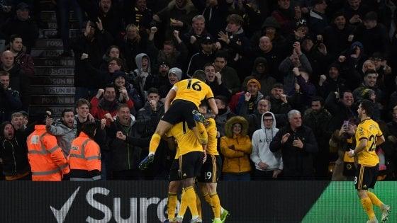 FA Cup, clamorosa eliminazione del Liverpool per mano dei Wolves