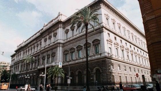 La sede centrale di Bankitalia