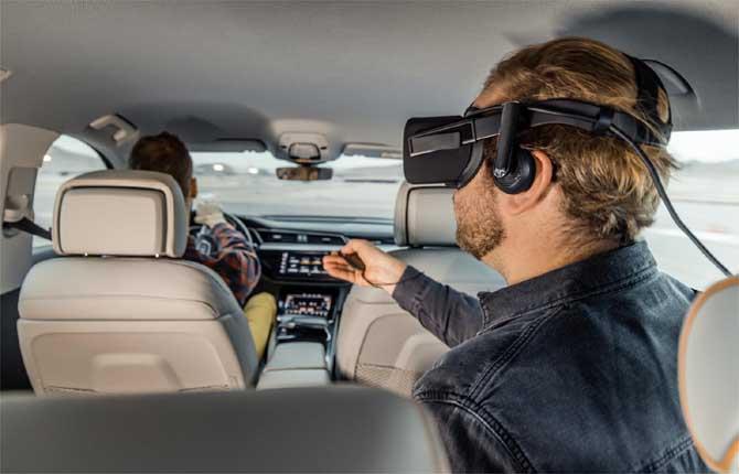 Intrattenimento, ecco le idee Audi