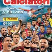 Ronaldo sulla copertina dell'album Panini