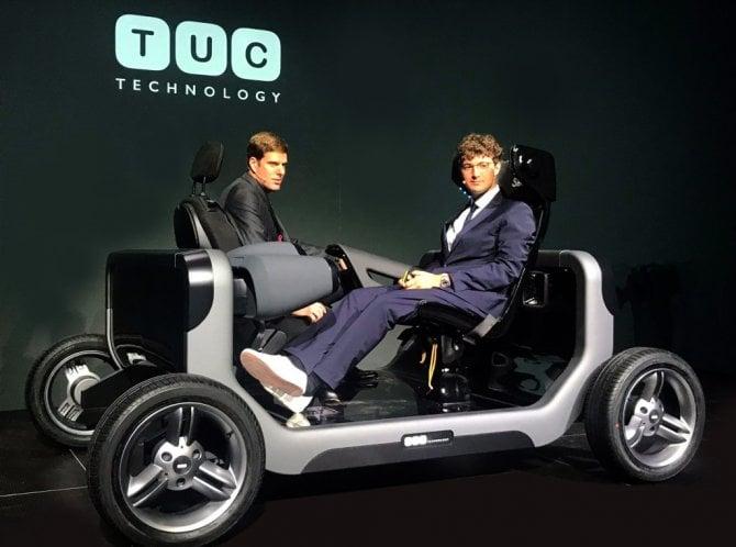 TUC.technology show al CES di Las Vegas 2019