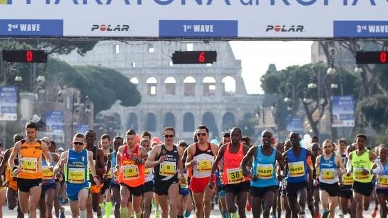 """Maratona di Roma al giro di boa: """"Siamo partiti in salita, ma puntiamo a 9mila iscritti"""""""