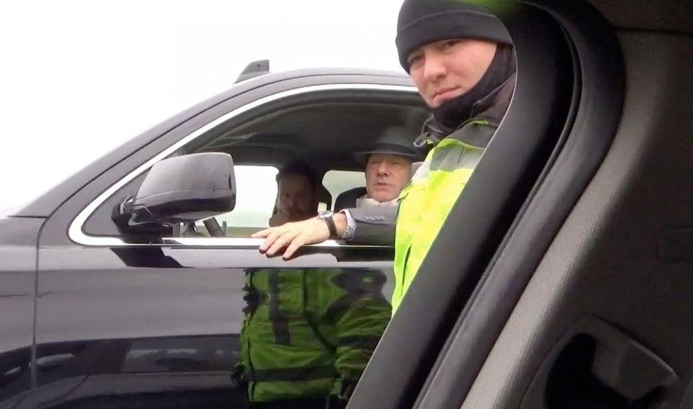 Kevin Spacey fermato a Washington per eccesso di velocità
