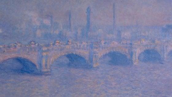 I capolavori di Monet 'ingannano'il cervello, svelati i trucchi