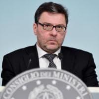 Giorgetti: ''Stop partite per cori razzisti? Valgono regole Uefa e Fifa''
