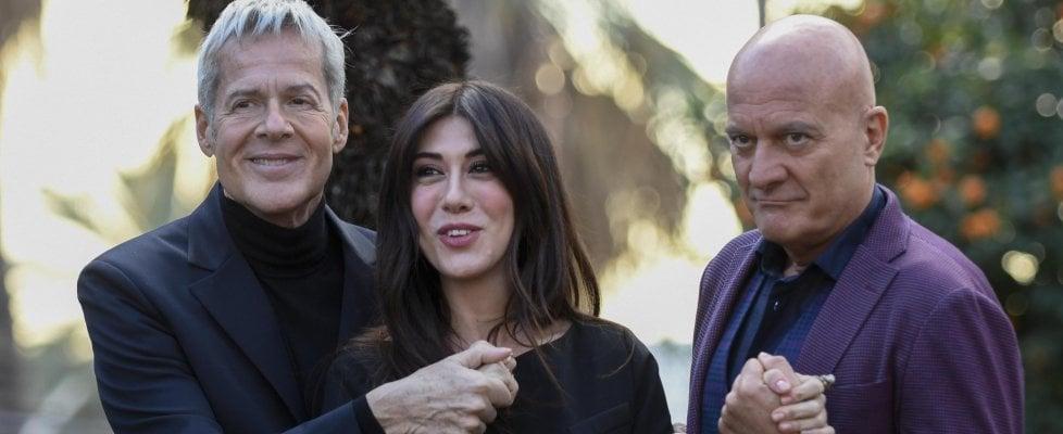 """Sanremo 2019, Baglioni: """"Migranti, una farsa. Non si risolve bloccando 40 persone"""". Salvini risponde su Twitter: """"Claudio, canta che ti passa"""""""