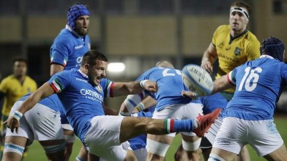 """Rugby, Sei Nazioni; O'Shea convoca 31 azzurri: ''Serve un passo avanti"""""""