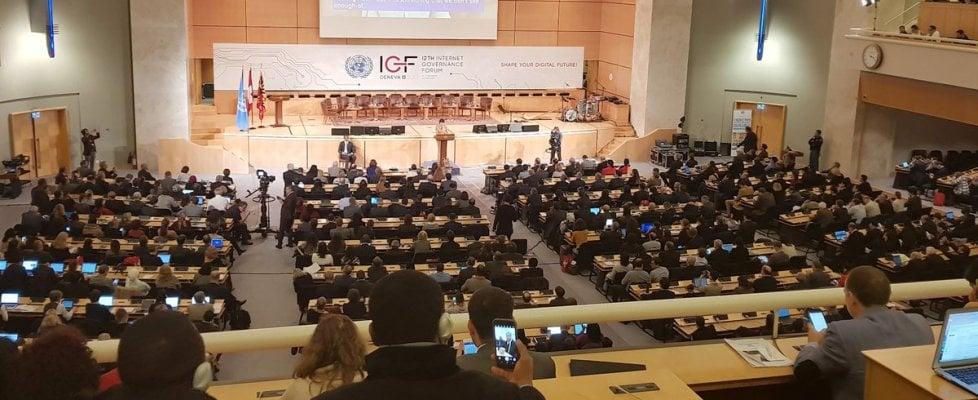 Internet Governance Forum, i cittadini possono disegnare il futuro della rete