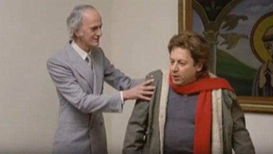 Addio a Paoloni, megadirettore Fantozzi