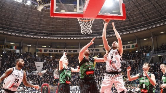 Basket, coppe europee: sorridono Virtus Bologna, Varese e Sassari