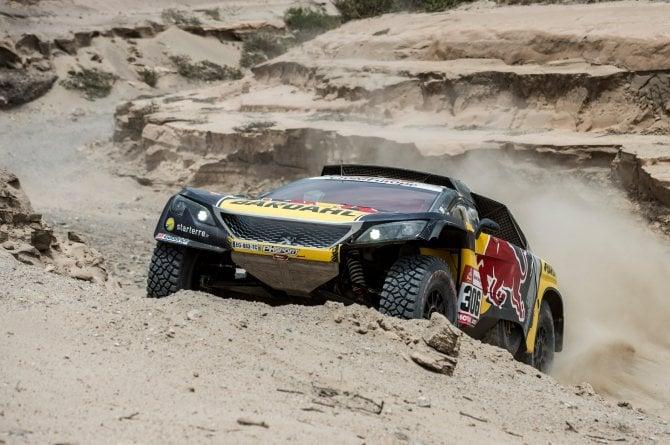 Dakar- Loeb-Peugeot il Rally nel caos...