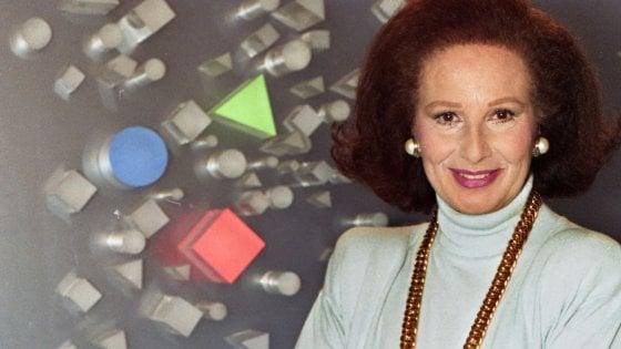 I 90 anni di Nicoletta Orsomando, una di famiglia per milioni di italiani