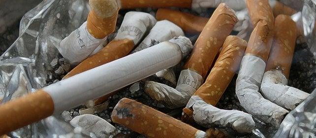 Stop alle sigarette per i pazienti oncologici