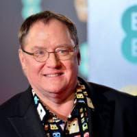 Lasseter, il ritorno dopo le accuse. Time's Up protesta