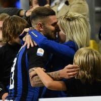 Icardi: ''Rinnoverò quando Inter farà offerta concreta. Non cambio agente, felice lavoro Wanda''