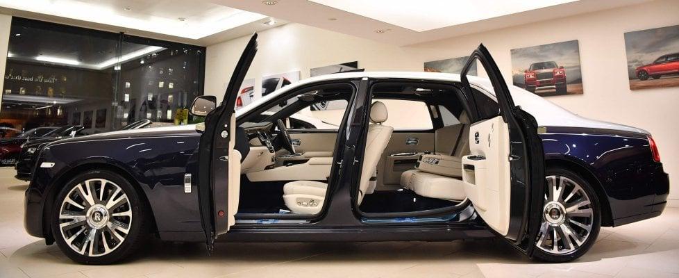 Rolls Royce, mai così tante vendite in 115 anni di storia