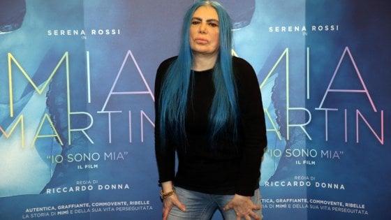 Serena Rossi è Mia Martini: