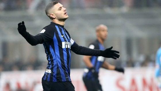 Mercato: Icardi e Higuain agitano Inter e Milan, la Samp riabbraccia Gabbiadini
