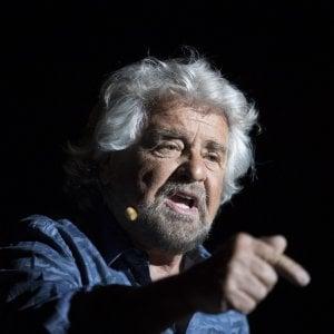 Migranti, quando Beppe Grillo era il paladino dell'accoglienza