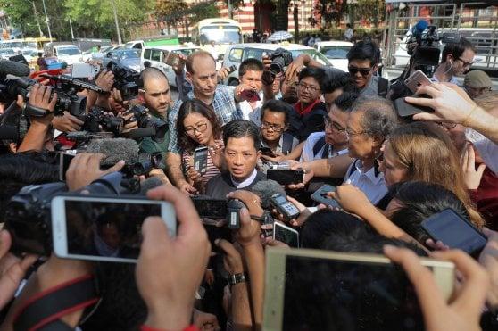 Myanmar, confermata condanna a 7 anni per giornalisti Reuters
