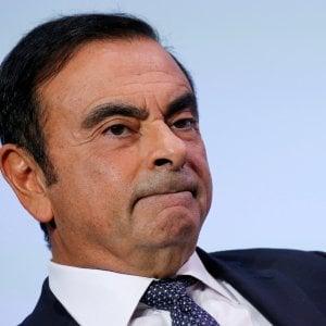 Nissan, nuove accuse per Ghosn. L'ex ad resta in carcere