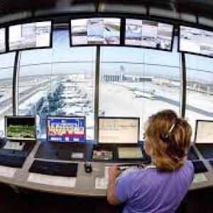 Controllori volo, oggi sciopero di 4 ore