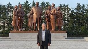 Il nostro mercante d'arte nella Corea del Nord