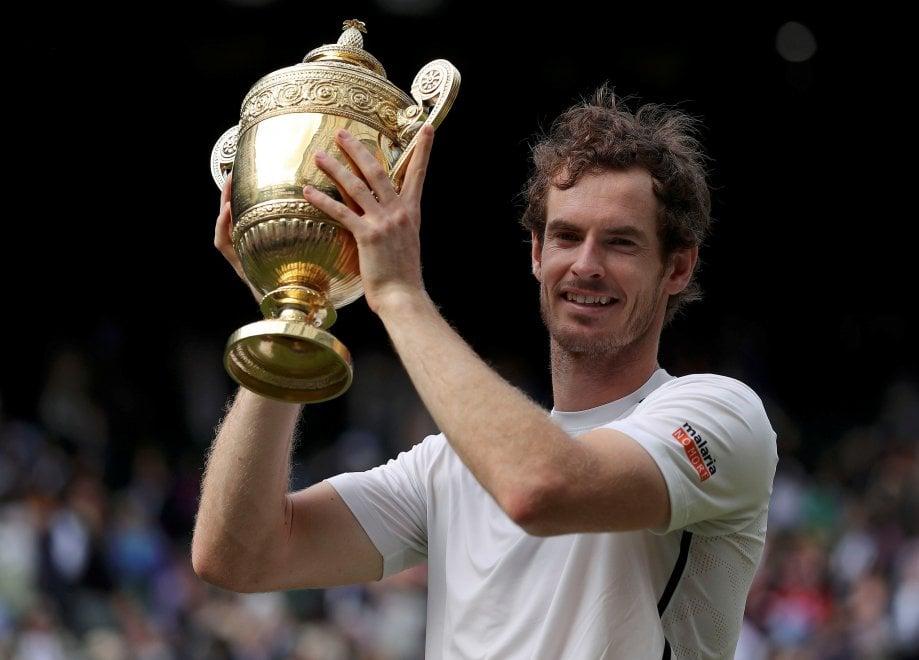 Tennis, Murray si ritira: una carriera di trionfi