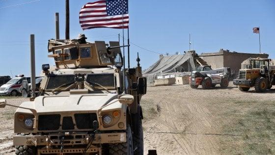 """""""Cominciato il ritiro della coalizione dalla Siria"""", l'annuncio del comando Usa"""