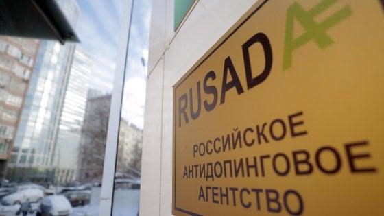 Doping Russia, laboratori Mosca aperti alla Wada