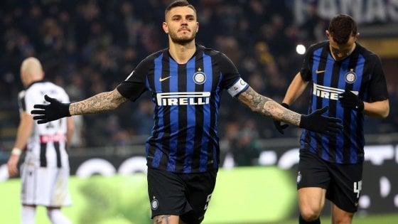 """Inter, Moratti sta con Icardi: """"Merita un ingaggio più importante"""""""
