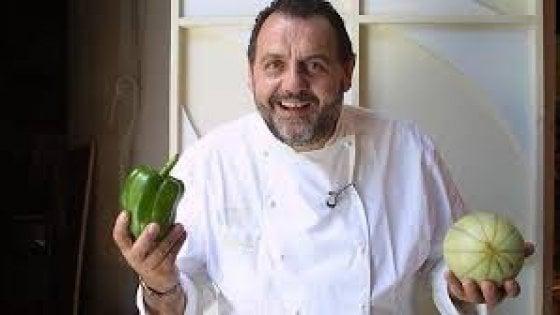 """Lo chef Vissani: """"Basta con le donne, mi prendo un anno sabbatico"""""""