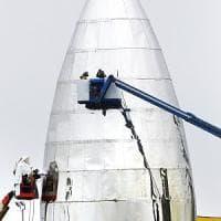 Elon Musk, pronto il prototipo dello Starship. Pensato per Luna e Marte