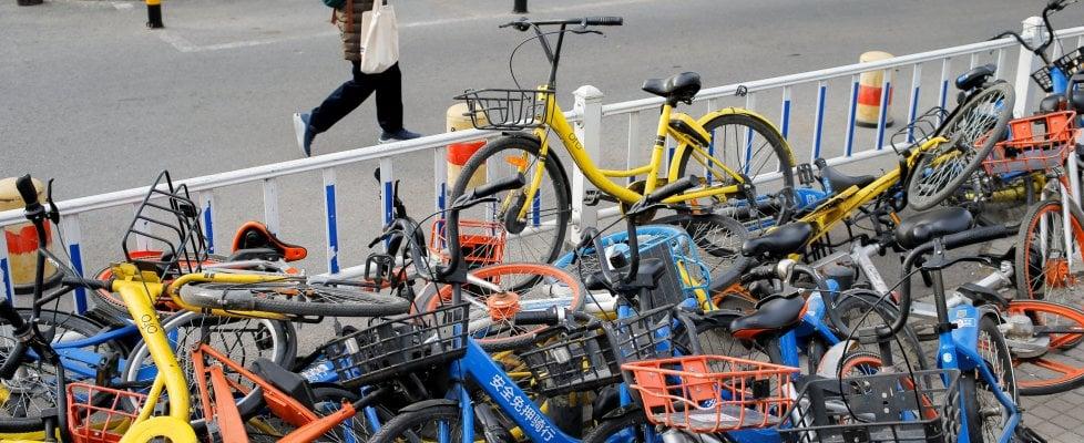 Ladri di biciclette, per combatterli arriva il grande fratello