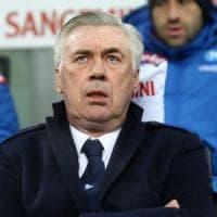Ancelotti: ''Razzismo non è problema del Napoli ma italiano. Allan? Non temo di perderlo''