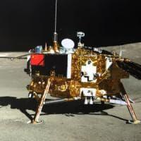 Cina, nuove immagini dal lato nascosto della Luna