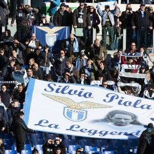 Lazio-Novara: cori razzisti e antisemiti dalla curva biancoceleste