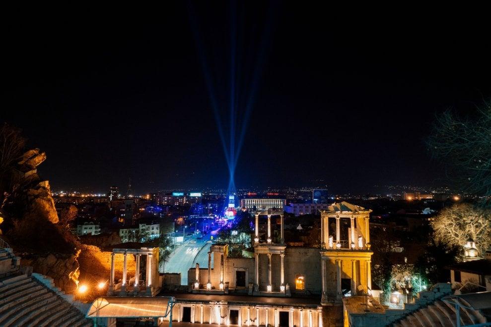 Plovdiv, la rivale bulgara di Matera apre il suo anno della cultura