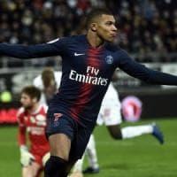 Francia, pronto riscatto del Psg: Amiens cade in casa 0-3